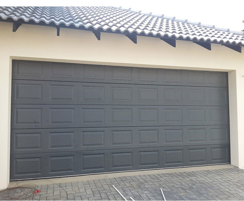 sectional overhead garage door